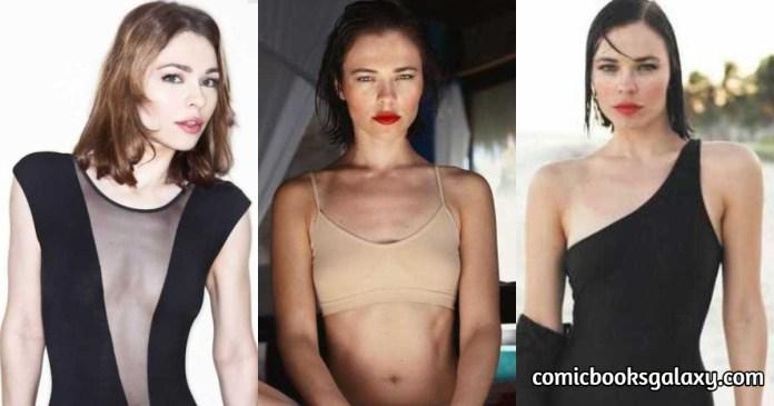 41 Sexiest Pictures Of Nina Kraviz