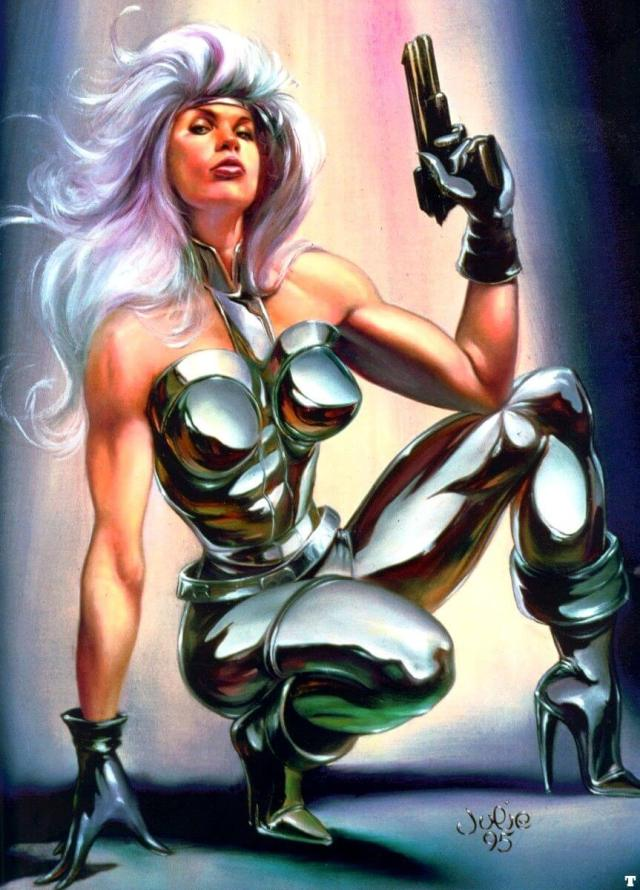 Silver Sable facts