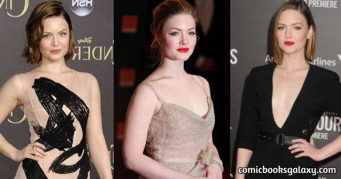 41 Sexiest Pictures Of Holliday Grainger