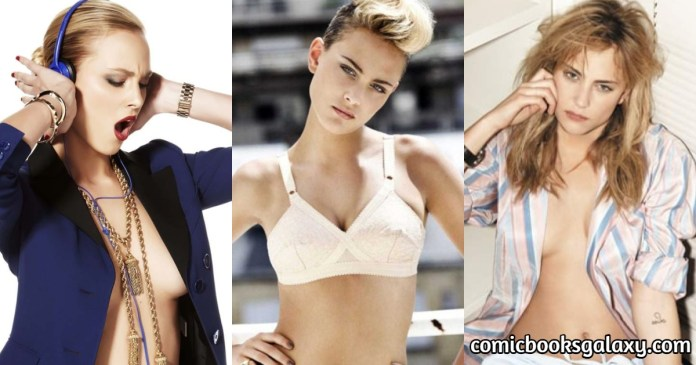 41 Sexiest Pictures Of Nora Arnezeder