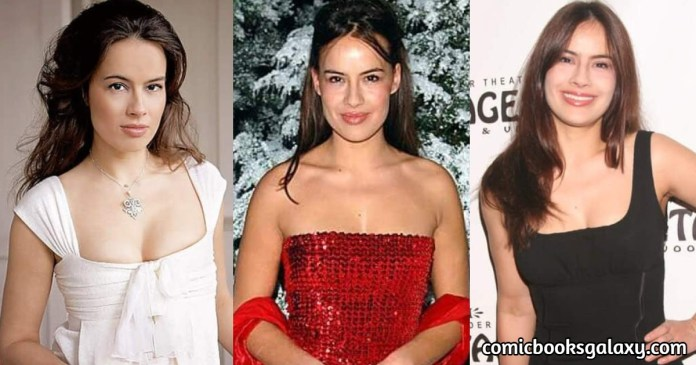 41 Hottest Pictures Of Sophie Winkleman