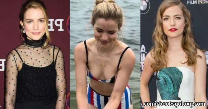 41 Sexiest Pictures Of Willa Fitzgerald