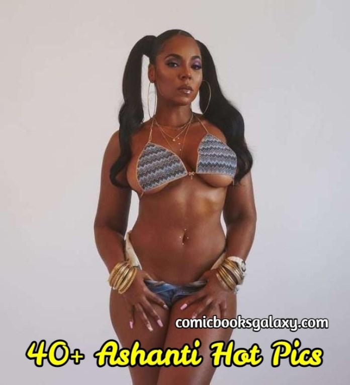 Ashanti Hot Pics
