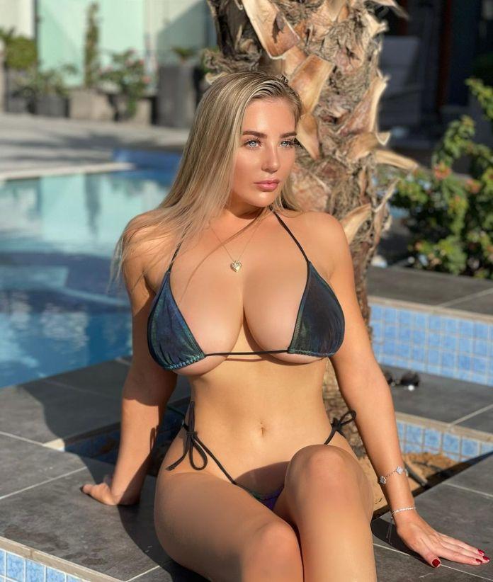 Bethany Lily hot