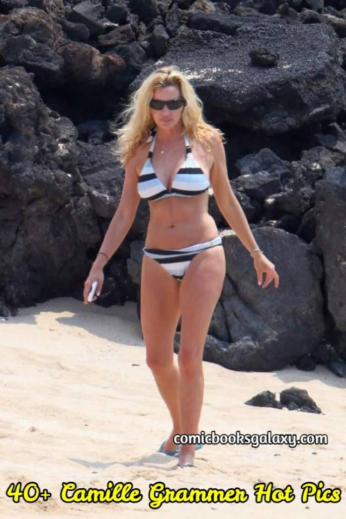 Camille Grammer Hot Pics