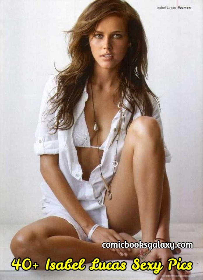 Isabel Lucas Sexy Pics