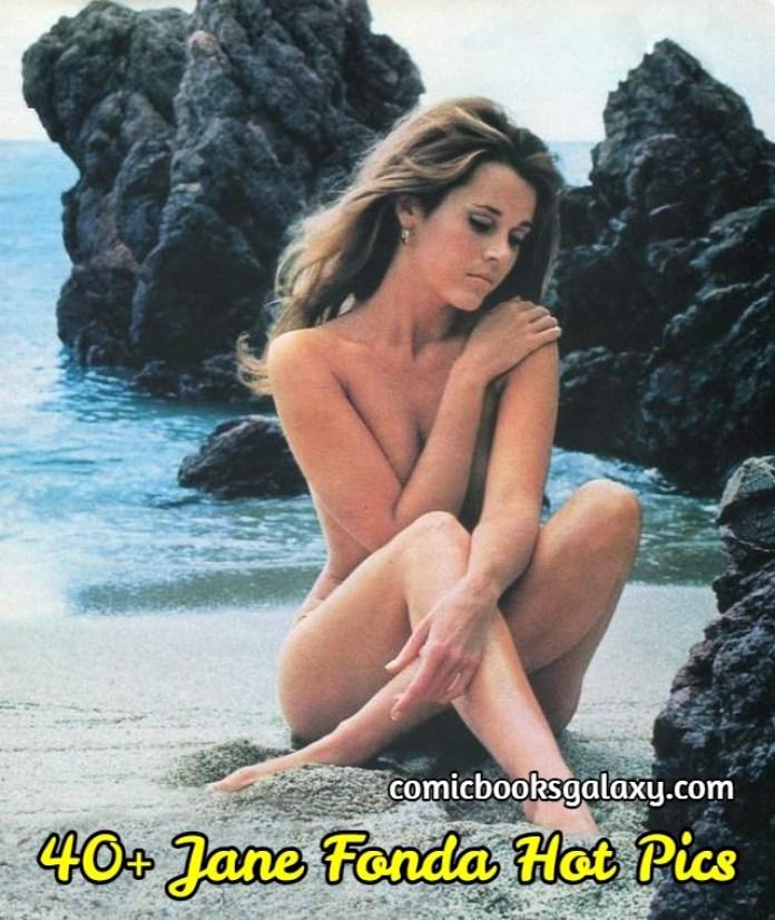 Jane Fonda Hot Pics