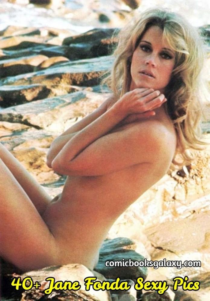 Jane Fonda Sexy Pics