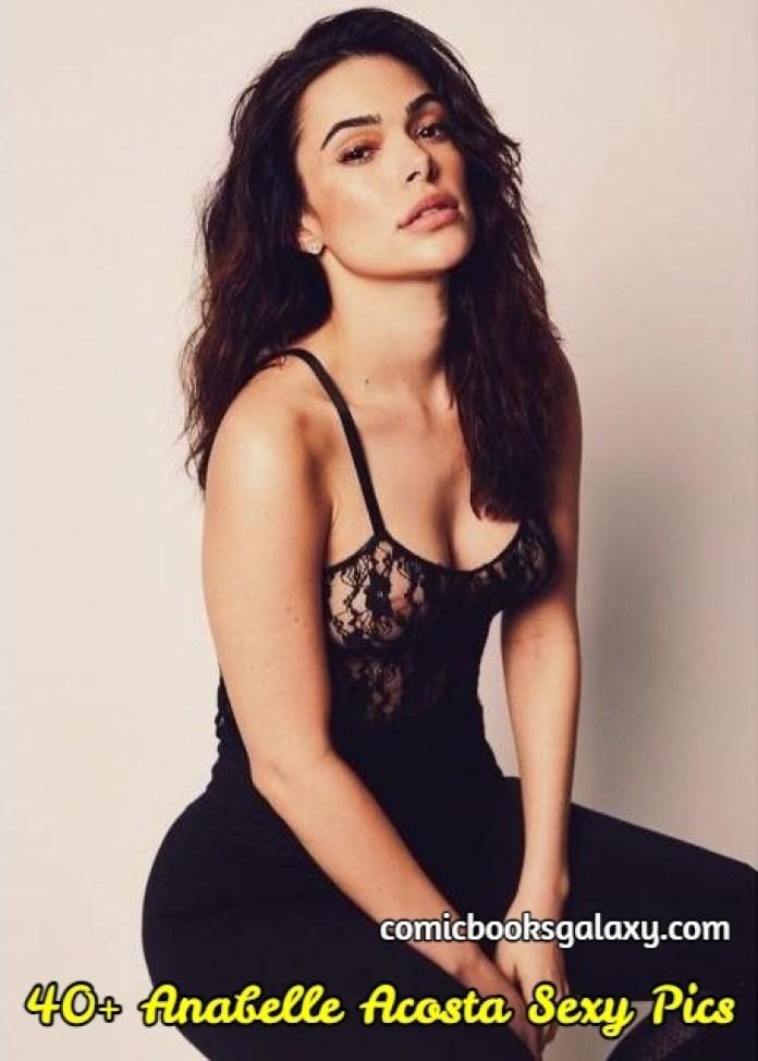 Anabelle Acosta Sexy Pics
