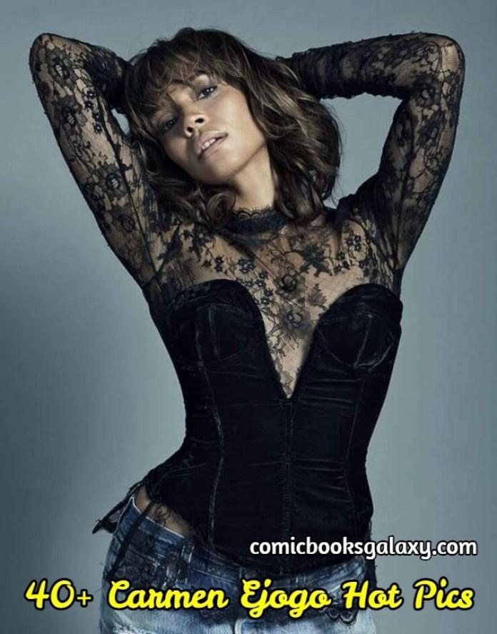 Carmen Ejogo Hot Pics