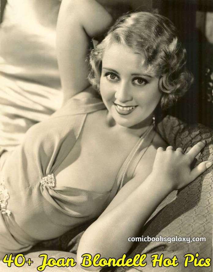 Joan Blondell Hot Pics
