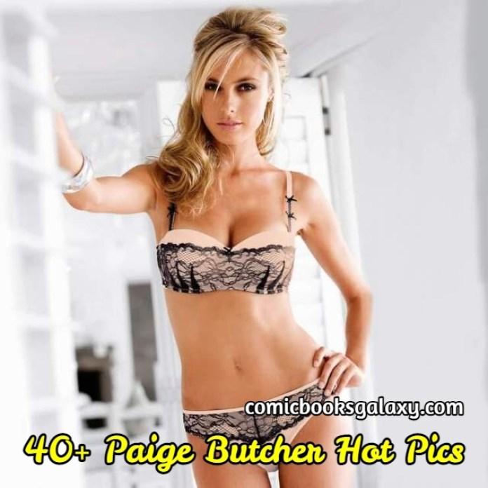 Paige Butcher Hot Pics