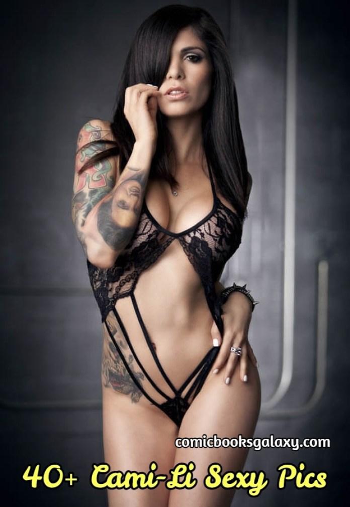 Cami-Li Sexy Pics