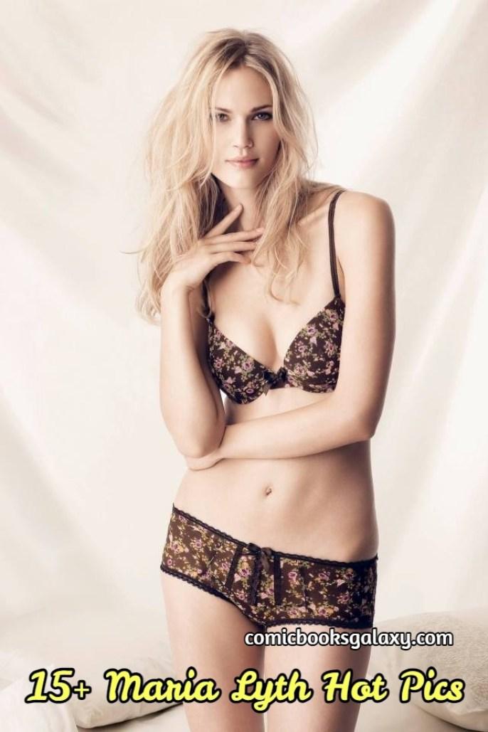 Maria Lyth Hot Pics