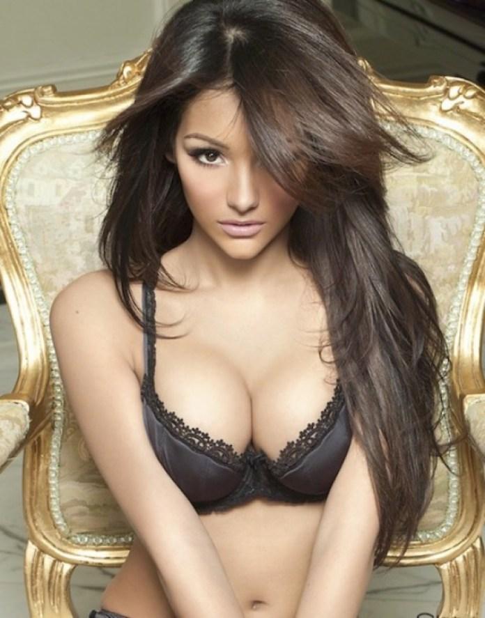 Melanie Iglesias tits