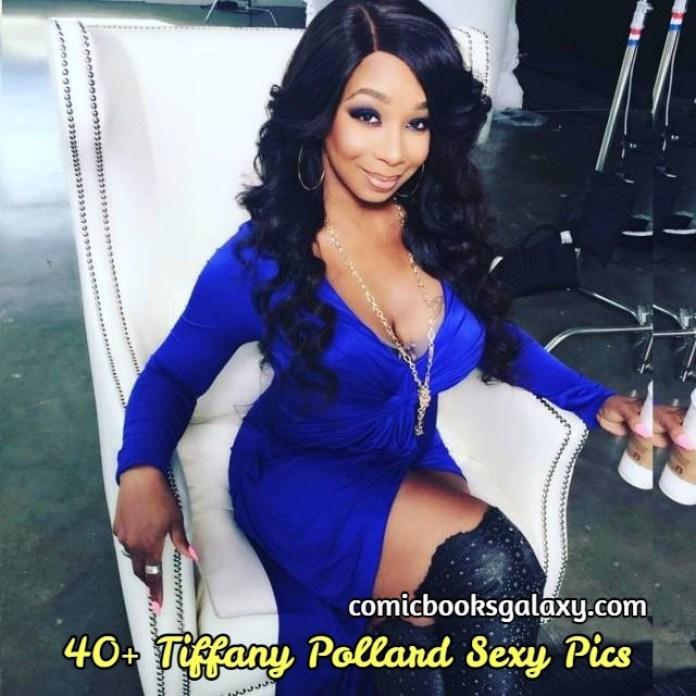 Tiffany Pollard Sexy Pics