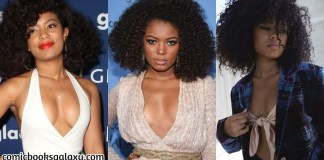 41 Sexiest Pictures Of Jaz Sinclair