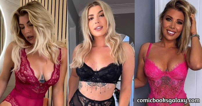 41 Sexiest Pictures Of Olivia Buckland