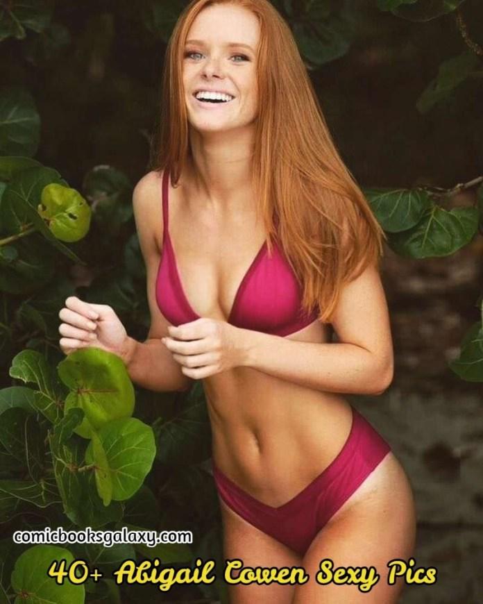 Abigail Cowen sexy pictures