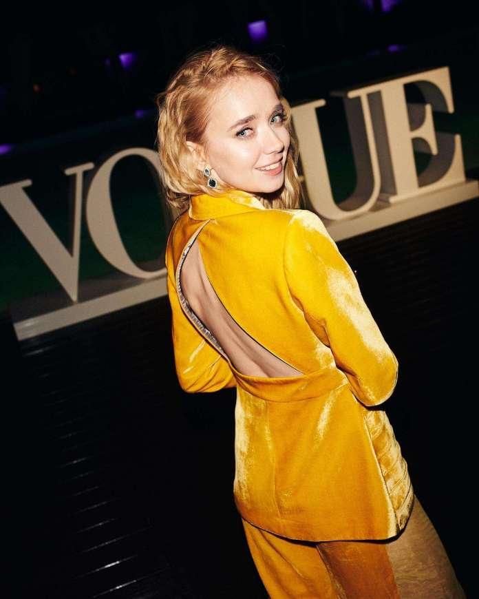 Alyona Chekhova hot look