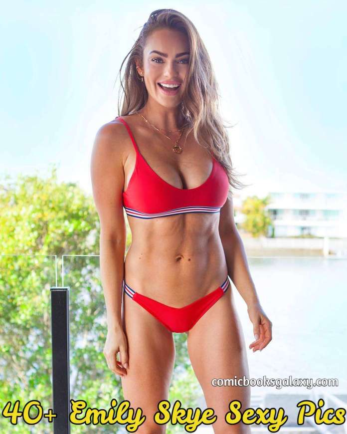 Emily Skye Sexy Pics