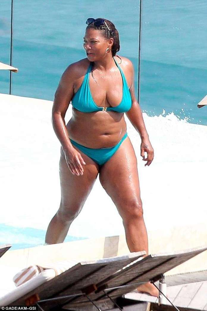 Queen Latifah sexy