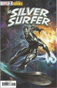 defeenders silver surfer