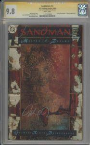 Sandman #4 CGC 9.8