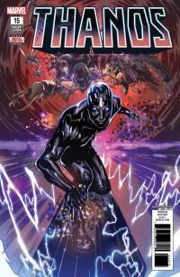 Thanos #15 Fourth Printing