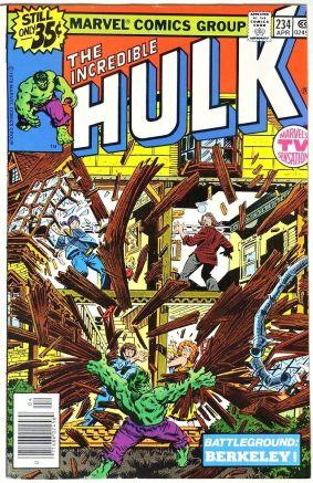 Incredible Hulk #234