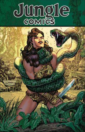 Jungle Comics #1 9.99 retail price