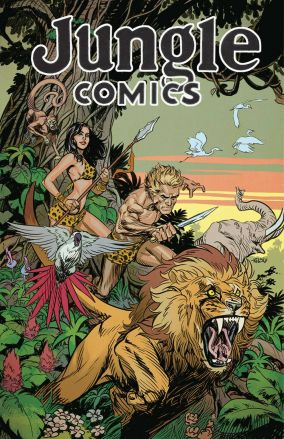 Jungle Comics #1 Regular