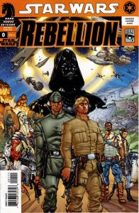 Knights of the Old Republic Rebellion #0