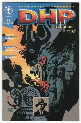 Dark Horse Presents Annual 1998