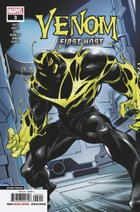 Venom First Host #3 second print