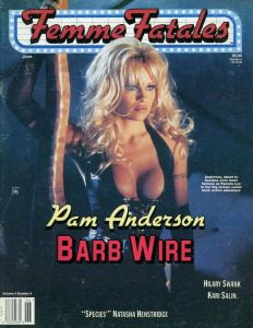 Femme Fatales Barb Wire