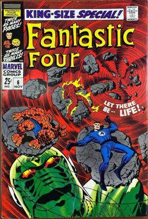 Fanastic Four Annual 6