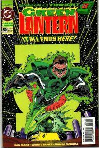 Green Lantern volume 3 #50