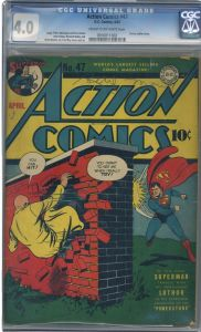 Action Comics #47.