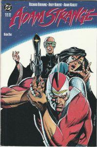 Adam Strange #1 1990