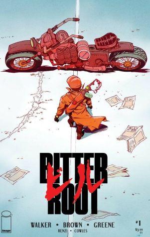 Bitter Roots #1 Akira Ebay Variant