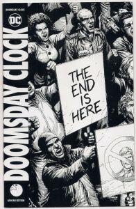 Doomsday Clock Ashcan