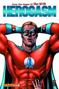 Herogasm #1