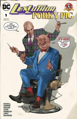 Lex Luthor Porky