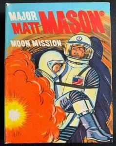 Major Matt Mason Little Big Book