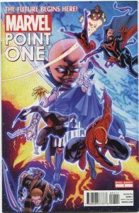Marvel Point One #1