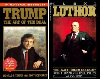 Trump Lex Luthor