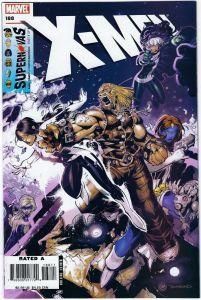 X-Men #188 1