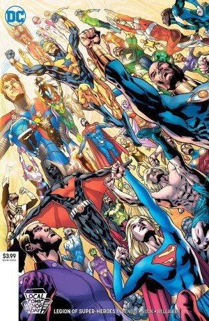 Legion of Super-Heroes #1 LCSD