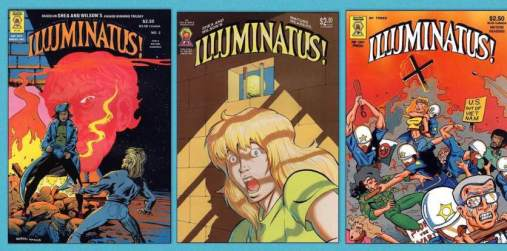 Illuminatus! #2